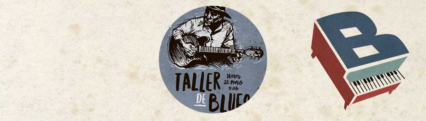 Taller de Blues en Rock School | Festival de Blues de Valencia 2017